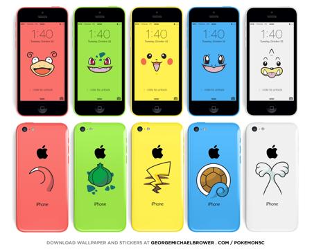 iPhone Pokémon
