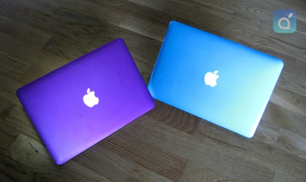 Proteggi il tuo Macbook con le custodie mCover di iPearl: precise, colorate e con i piedini incorporati | iSpazio Product Review