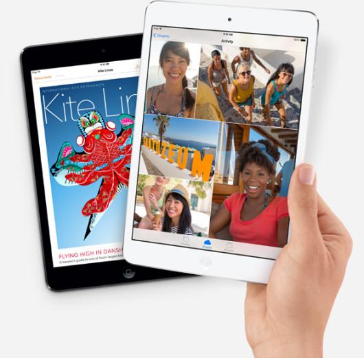 La scarsa disponibilità del nuovo iPad Mini Retina è attribuibile a Sharp