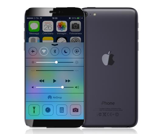 iPhone 6: lo schermo di dimensioni maggiori consentirà comunque l'utilizzo con una sola mano?