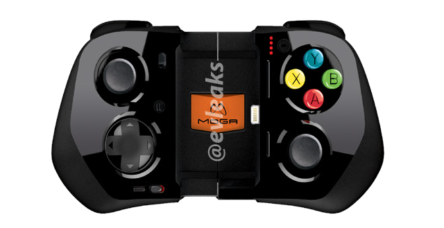 Ecco in anteprima il Game Controller per iPhone di MOGA