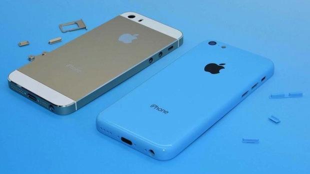 Apple riduce gli ordini dell'iPhone 5C: gli utenti preferiscono il 5S