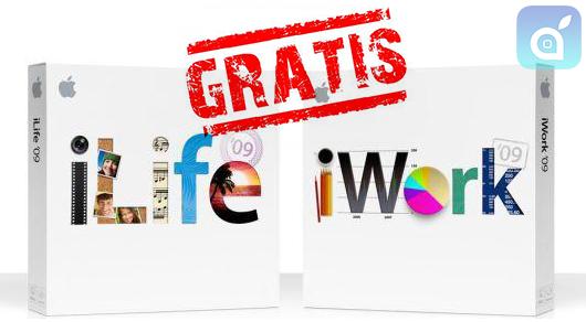 iwork ilife gratis