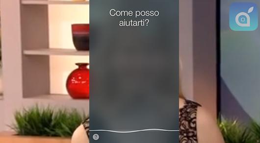 A chi appartiene la voce di Siri?