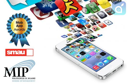 Ecco le migliori Applicazioni Italiane del 2013 vincitrici dello SMAU Mob App Awards