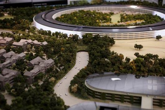 Spaceship, il campus di Apple mostrato in un nuovo video