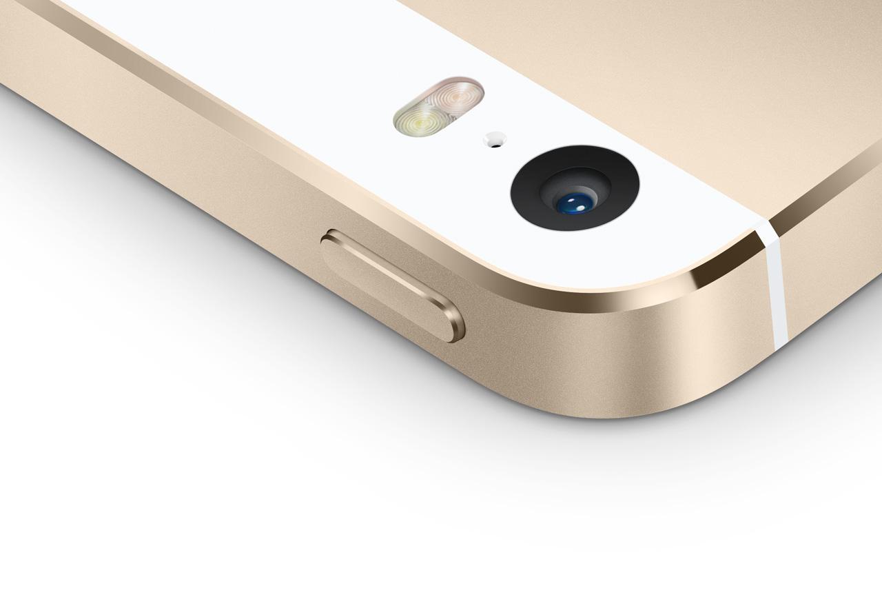 Apple vuole evitare che gli sviluppatori utilizzino l'iPhone 5S color oro nelle immagini promozionali