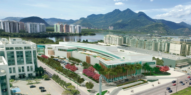 Nuovo Apple Store a Rio de Janeiro nel 2014, in concomitanza con il Campionato mondiale di Calcio: strategia ben precisa?