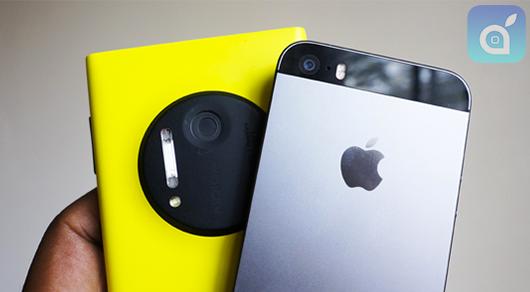 iPhone 5s vs Nokia Lumia 1020: lo scontro fotografico definitivo