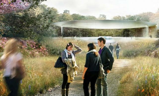 Nuove foto mostrano nel dettaglio interni ed esterni dello Spaceship, il Campus Apple 2.0