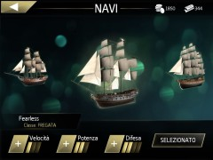 Assassin's Creed Pirates - Screenshot ITA#4
