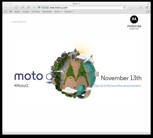 Moto-G-November-13-teaser-webpage