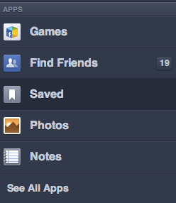Saved-Apps-SideBar-facebook