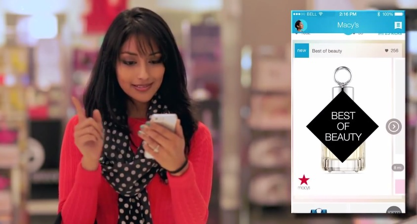 Ecco i primi negozi che utilizzeranno iBeacon nei propri punti vendita [Video]