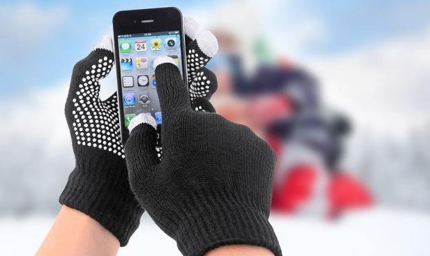 Guanti di lana invernali Touch-Screen a 10€ spedizione inclusa!