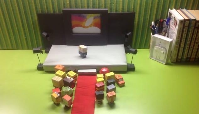 Un video in stop motion come tributo a Steve Jobs, realizzato grazie ad un iPad