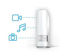 Il WD My Cloud 2000 GB non è stato mai così conveniente: sconto del 32%