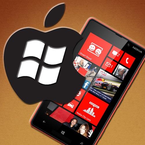 In Italia le vendite di Windows Phone superano quelle di iPhone nell'ultimo anno