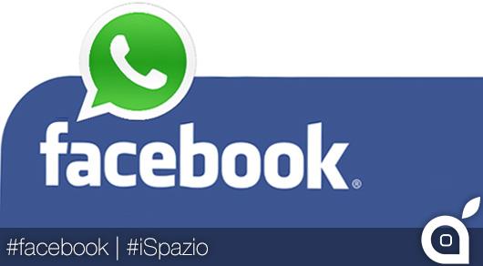 facebook whatsapp ispazio