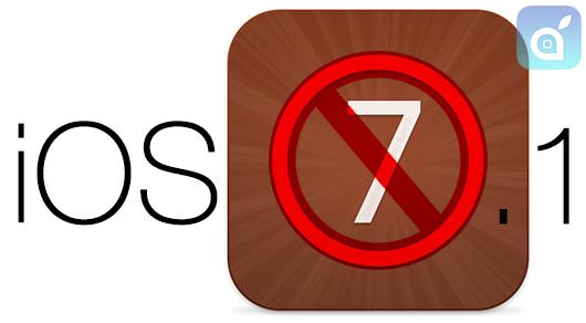 MuscleNerd: non aggiornate ad iOS 7.1 se vorrete effettuare il Jailbreak!