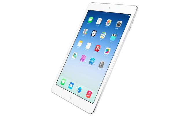 La batteria dell'iPad Air dura 24 ore usando la modalità Hotspot WiFi