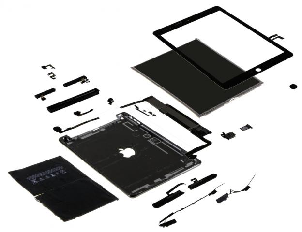 iPad Air costa 222 euro ad Apple e viene venduto a 479 euro