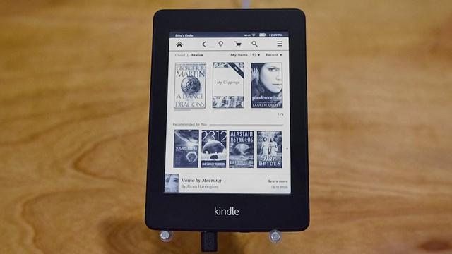 Amazon pronta a lanciare un nuovo Kindle Paperwhite con display ad alta risoluzione