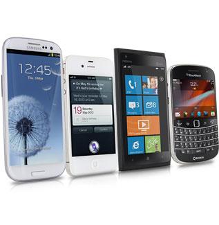 Smartphone: cresceranno 10 volte nei prossimi 6 anni arrivando a 5.6 miliardi