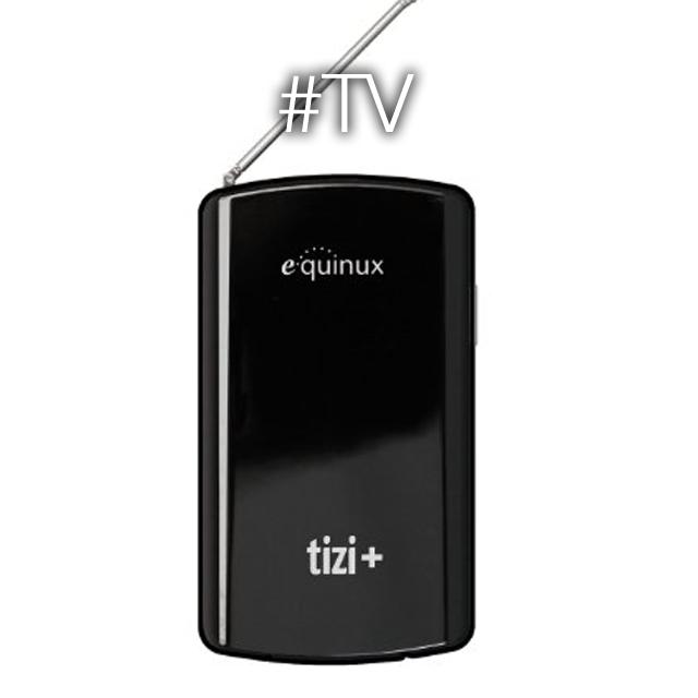 Sconti oltre il 50% per i prodotti Tizi Equinux per guardare la TV Digitale su iPhone, iPad e Mac