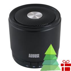 20% di sconto su August MS425, lo Speaker Bluetooth portatile e potente con funzione vivavoce