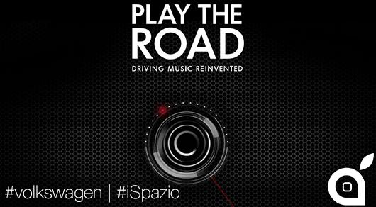Un'app di Volkswagen genera musica in base al nostro stile di guida