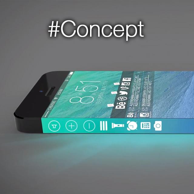 Il concept di iPhone 6 con doppio display mostrato in un nuovo video
