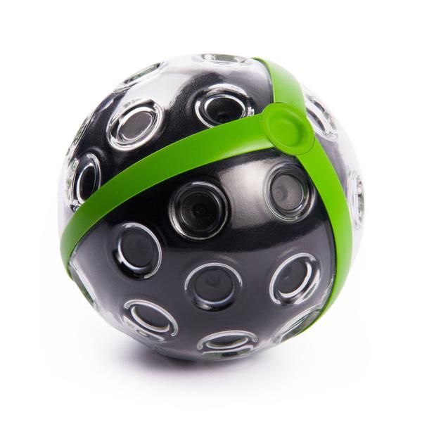 Panono Camera: lanciate in aria la sfera per scattare incredibili foto panoramiche! [Video]