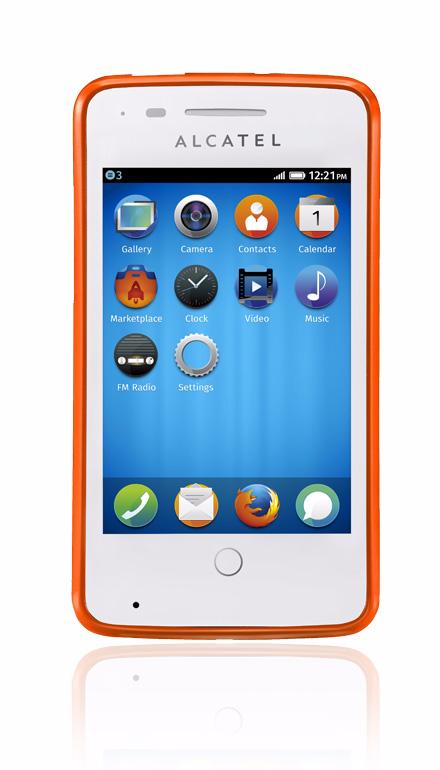 Alcatel One Touch Fire: arriva in Italia il primo smartphone con OS Firefox