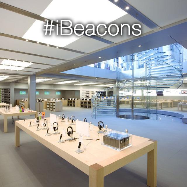 Da oggi arriva iBeacons in 254 Apple Store: La tecnologia che supera l'NFC!