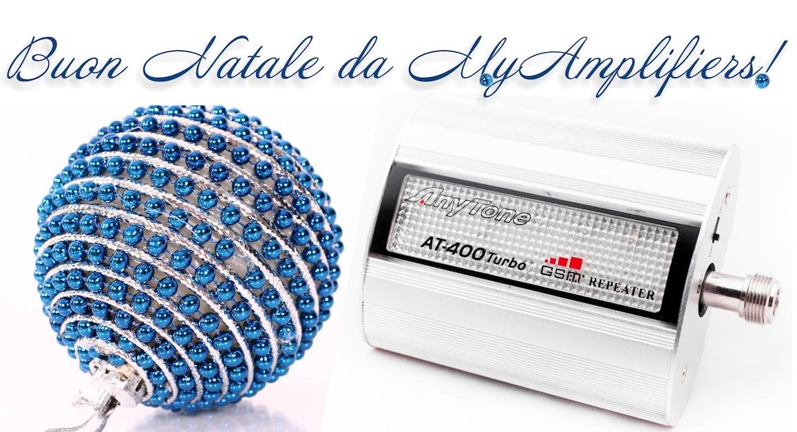 Buon Natale da MyAmplifiers: sconti fino a 100 euro sui propri prodotti