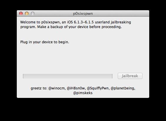 Jailbreak Untethered per iOS 6.1.3, iOS 6.1.4, iOS 6.1.5 finalmente disponibile [Video]