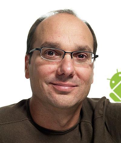 Andy Rubin: da Android ai Robot