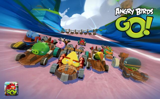 Angry Birds Go e Real Racing 3 presto supporteranno la modalità multiplayer