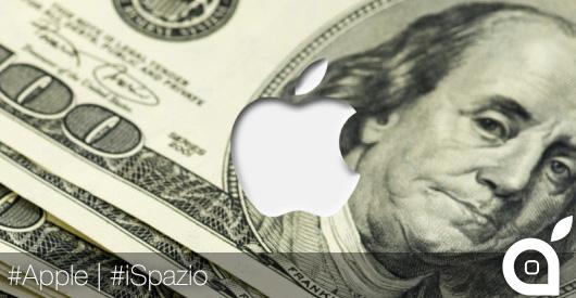apple borsa ispazio
