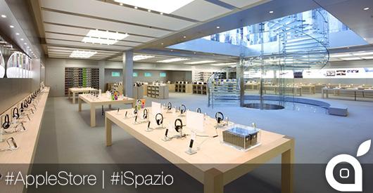 apple store ibeacons ispazio
