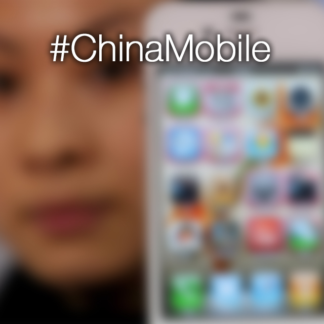 Apple e China Mobile: iPhone 5S e 5C disponibili con l'operatore più grande al mondo