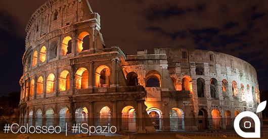 Da oggi, il biglietto per visitare il Colosseo si acquista dall'iPhone