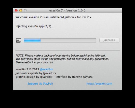 iSpazio-Jailbrek iOS 7- evation- iPhone 5s-10
