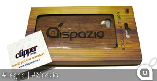 Custodia in legno per iPhone 5S con incisione laser personalizzata World on Wood   iSpazio Product Review