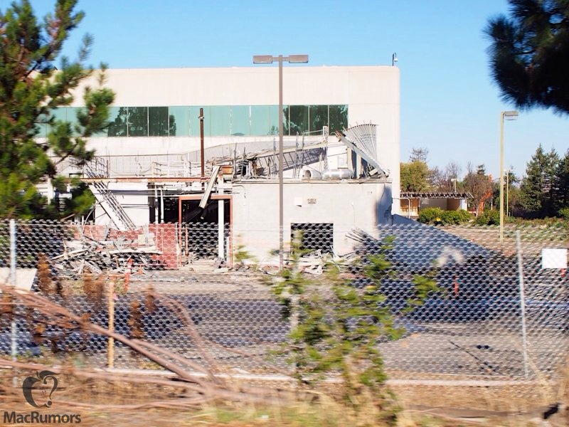 Cominciano i lavori per l'Apple Campus 2