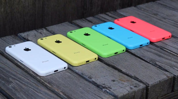 Le donne preferiscono l'iPhone 5C rispetto ai maschi