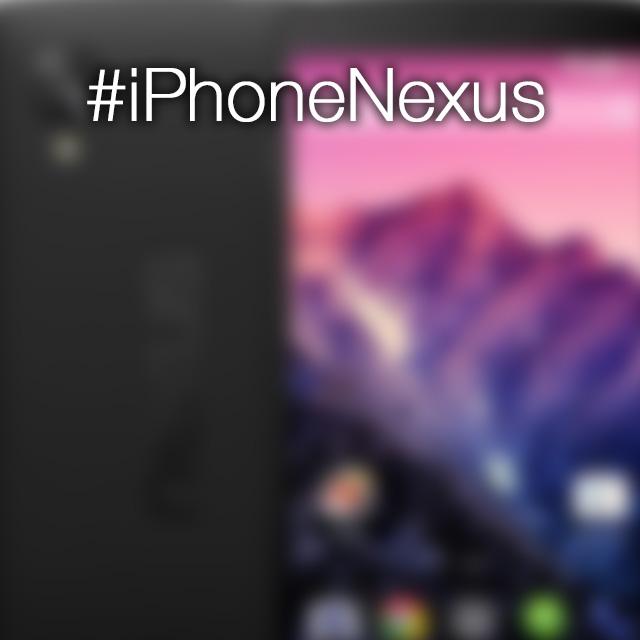 Decide di passare ad Android con il Nexus 5 ma torna all'iPhone dopo 24 ore