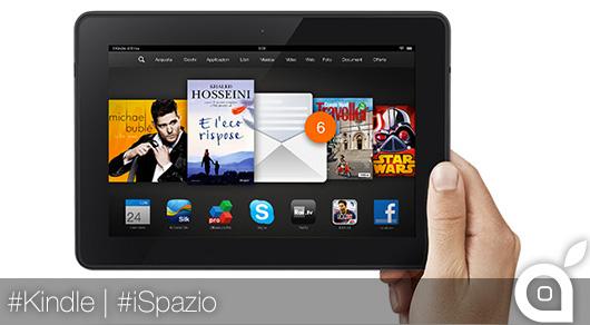 Amazon prende in giro Apple e Jony Ive nello spot del Kindle Fire HDX [Video]