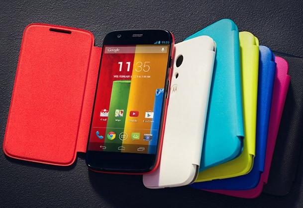 Google con Moto G accende una guerra tra i produttori di smartphone Android?